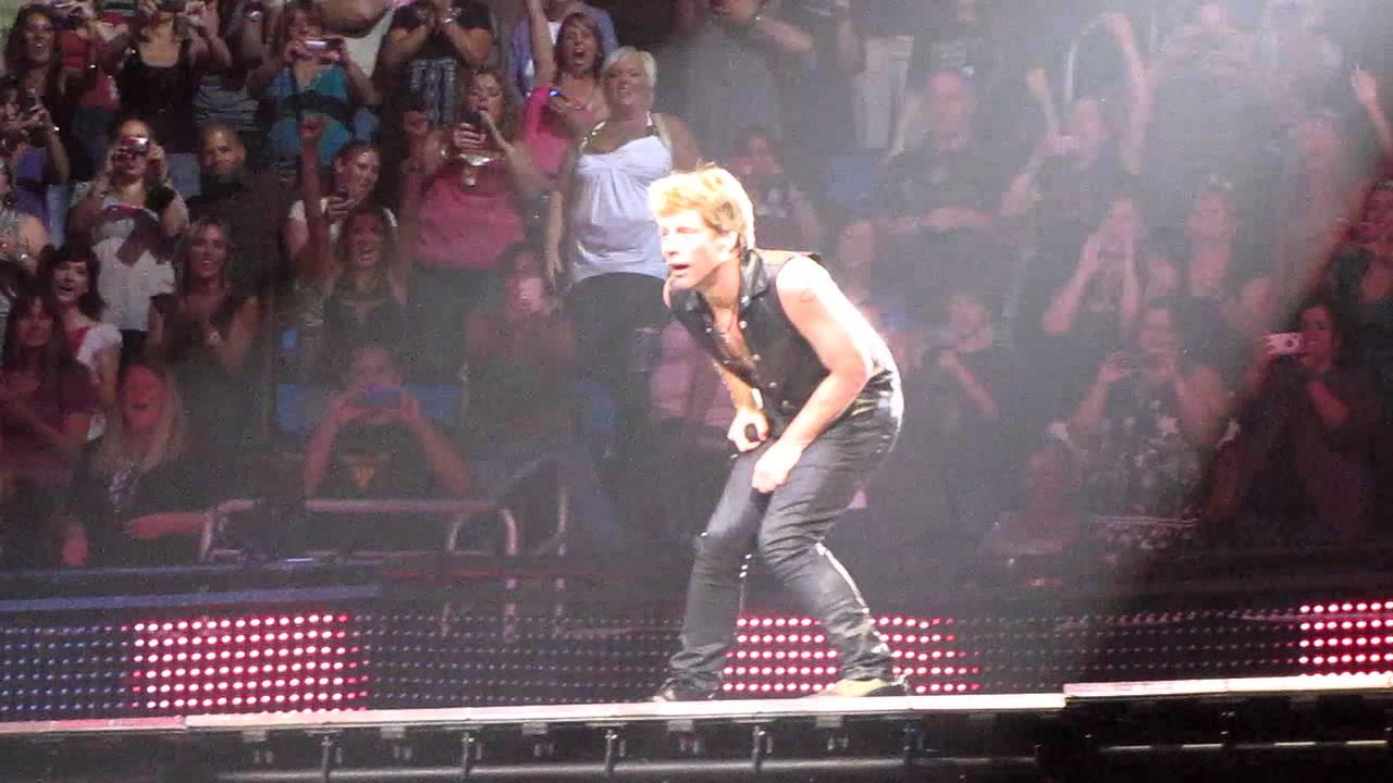 Bon Jovi : We Got It Goin On Live In Ottawa - YouTube