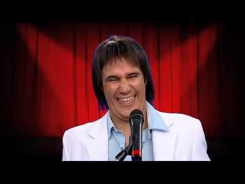 Luciana By Night: 'Rei Roberto Carlos' grava homenagem para 'Filó' (4)
