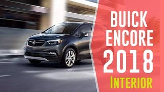 2018 Buick Encore Interior Review