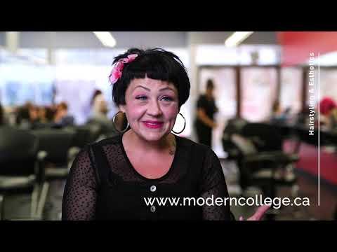 Modern College | Hairstyling & Esthetics Career School | Modern College