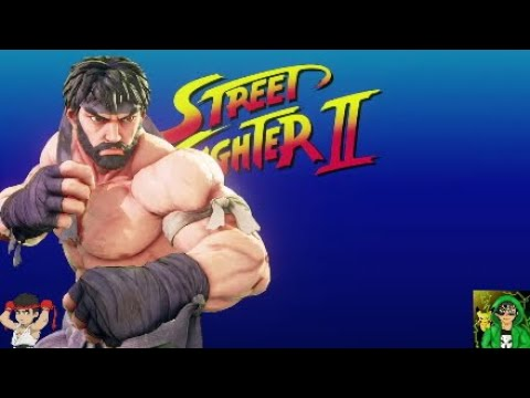 Street Fighter 5: Arcade Edition: SF2 Ryu Arcade