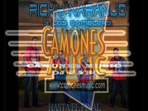 RICKY NARANJO Y LOS GAMBLERS - CUATRO COSITAS