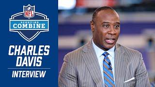NFL Network Charles Davis Breaks Down Giants Draft Options | New York Giants
