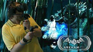 ИНФАРКТНЫЙ КОНЕЦ ► Batman: Arkham VR #3