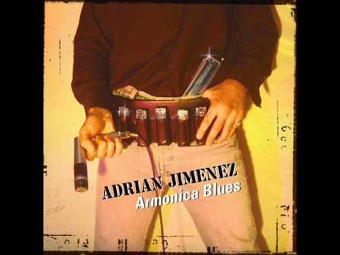 Adrian Jimenez - Strange things happen