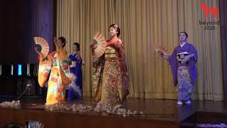 ロンドンで唯一の日本舞踊教室が凄い!Bridge Together Project 日本へ行こうよプロジェクト Part 2 田中弘子Japanese KImono Traditional Dance