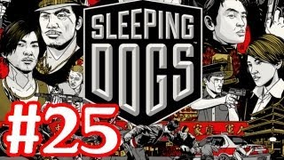 Sleeping Dogs Walkthrough Part 25 Serial Killer Lead 1