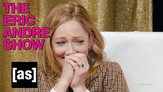 Judy Greer Interview (Part 2) | The Eric Andre Show | adult swim
