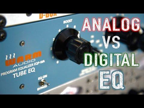 Warm Audio EQP-WA vs Waves Puigtec EQP-1A Shootout