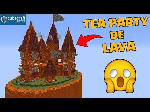 TEA PARTY DE LAVA - EGGWARS