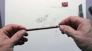 Como apontar o lápis 1