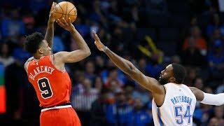 Latest Bulls News! Chicago Bulls Sign Antonio Blakeney!