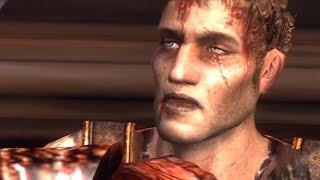 God of War - Kratos kills the Last Spartan