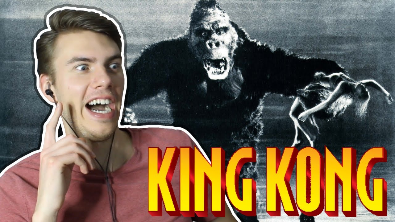 King Kong (1933) - MOVIE REACTION - FIRST TIME WATCHING