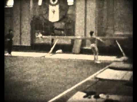 видео: Спортивная гимнастика-Одесса-Авангард-Тренировка-1971-1973 г.г