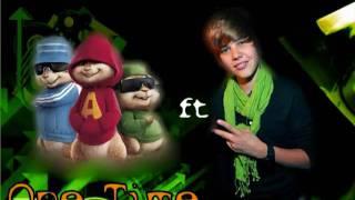 Chipmunks - One Time - Justin Bieber.flv