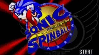 Let's Play Sonic Spinball! (Part 1)