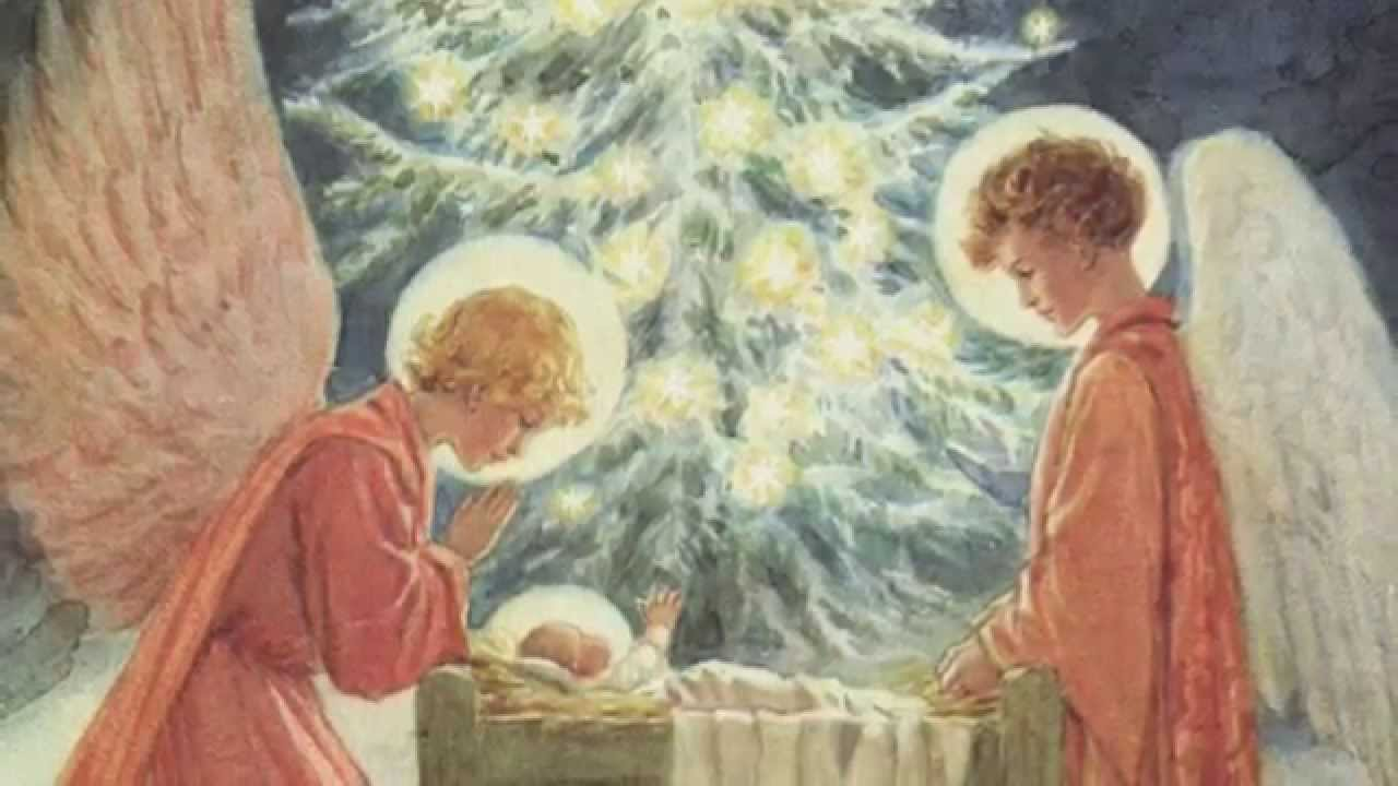 Angels We Have Heard On High - Christmas Instrumental - Gloria In Excelsis Deo - Free Sheet ...