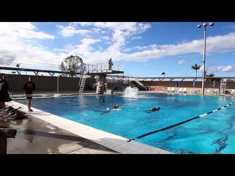Marine Corps Water Survival Training