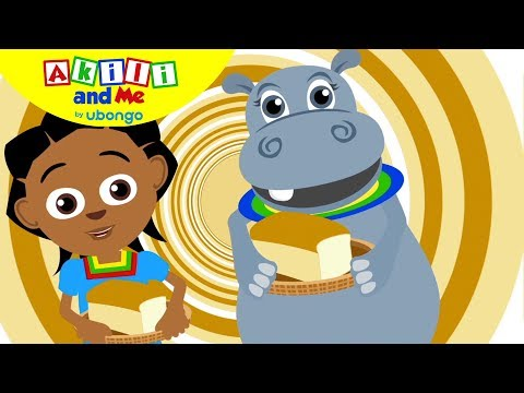 The Bread Song! | Akili's New Song | Cartoons for Preschoolers