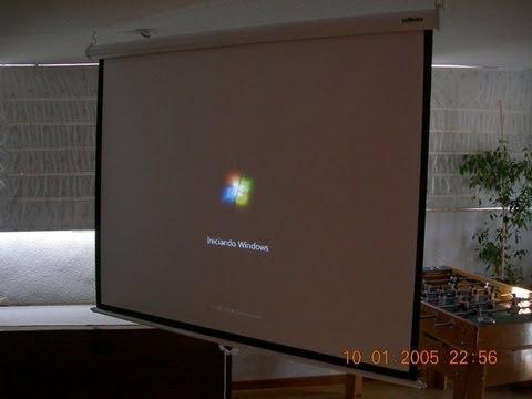 Ampliaciones en mi sala de cine en casa home cinema youtube - Sala de cine en casa ...