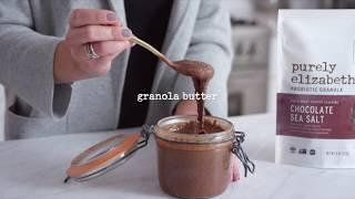 Purely Elizabeth - Granola Butter Hack