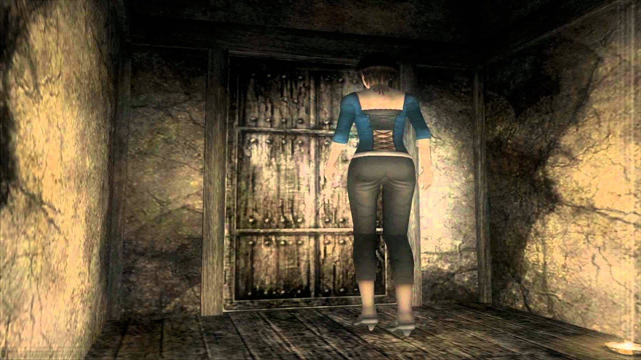Fatal Frame 3 The Tormented 1080p running on PCSX2 0.9.9 SVN - YouTube