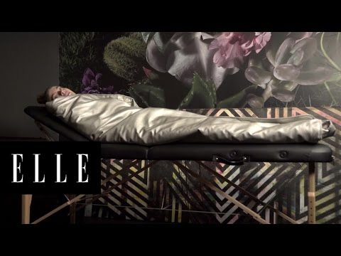 Infrared Therapy | Beauty Dare | ELLE