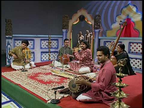 V K Raman-Flute-PranamamyahamSri Gowri sutham