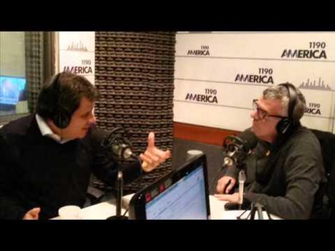 Facundo Manes - Dady Brieva Radio America