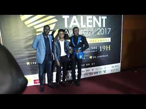 African Talents Awards 2017, Cérémonie de Récompense