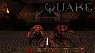 [18+] Шон играет в Quake (PC, 1996)