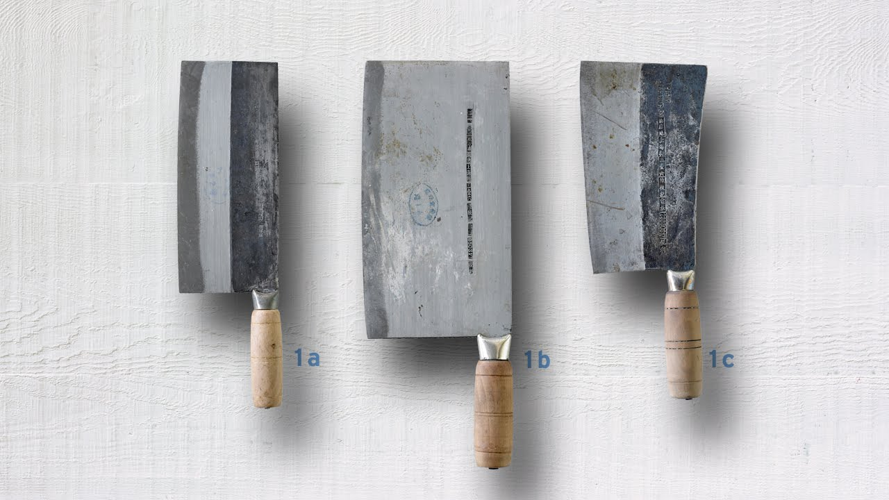 how to choose a chinese cleaver knife skills