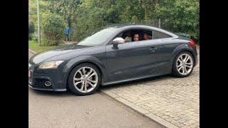 Audi TTS личный опыт, Обзор, 0-100, тест-драйв