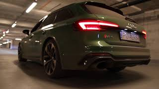 RS4 2018 INDOOR LAUNCH PURE SOUND
