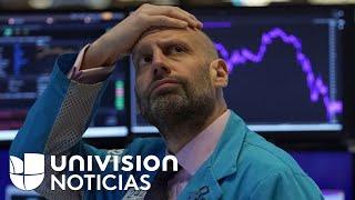 Los datos que muestran la severidad de la crisis: la economía cayó a la cifra más baja desde 1958