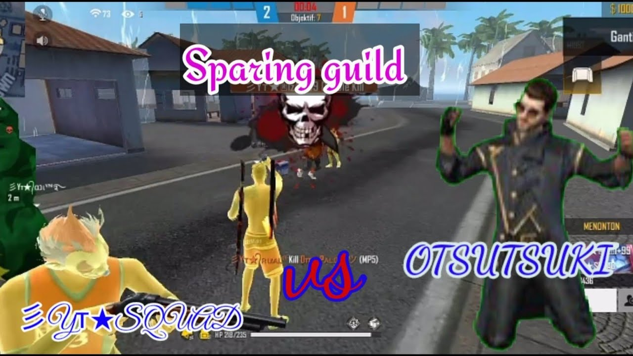 sparing guild free fire indonesia