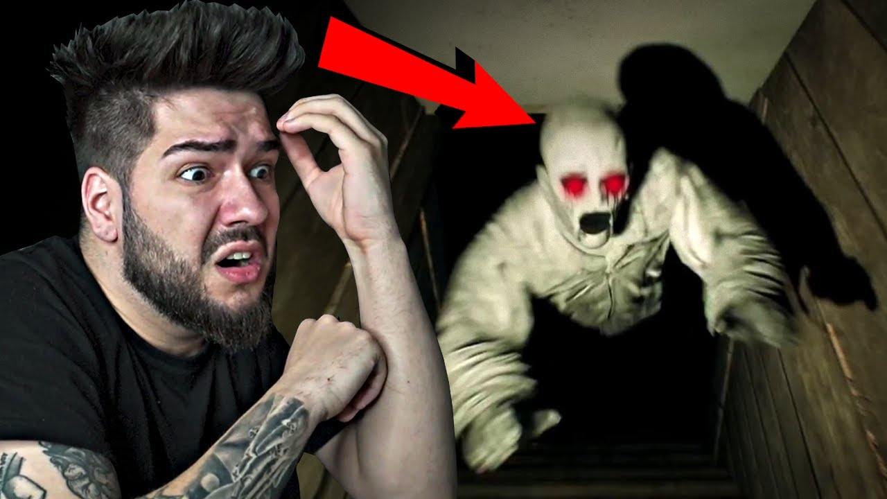 AM TERMINAT THE BEAST INSIDE - LIVE PARANORMAL