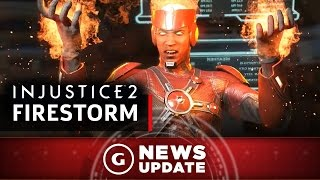 Injustice 2's Next Character Firestorm Revealed - GS News Update
