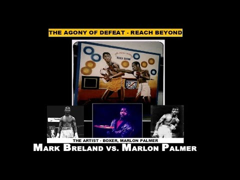 THE AGONY OF DEFEAT & MARK BRELAND'S KNOCKOUT SPECIAL  BY MARLON PALMER