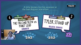 Tyler1 & Greek Play Quiplash 2 With Viewers - (Highlights w/ Chat)