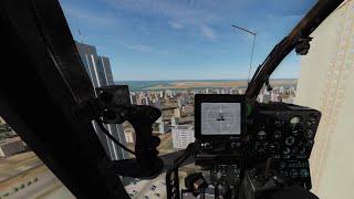 SA342 Gazelle SEAD Mission In VR | DCS World Online