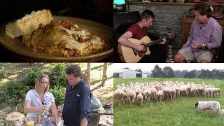 Border Collies, Dutch Oven Lasagna, Music and Margaritas! (Episode #367)