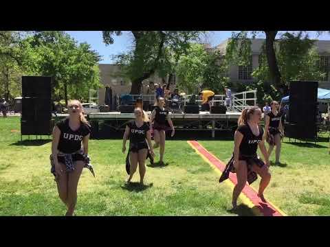 UC Davis Dance Team Picnic Day 2018
