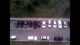 Курск. 27 июня 2013. 21:00. Град.