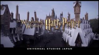 Universal Studios Japan Promotional - The Wizarding World of Harry Potter (2013)