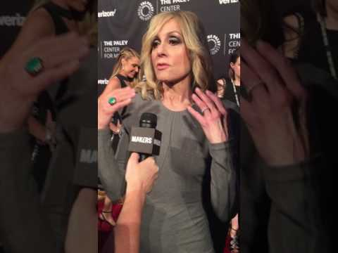 Judith Light on the Red Carpet with MAKERS