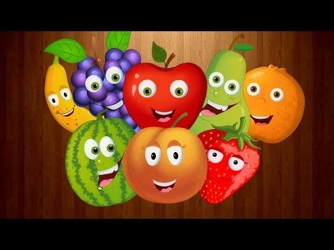 Nursery Rhymes By Kids Baby Club - Fruits Song | Original Rhymes By Kids Baby Club