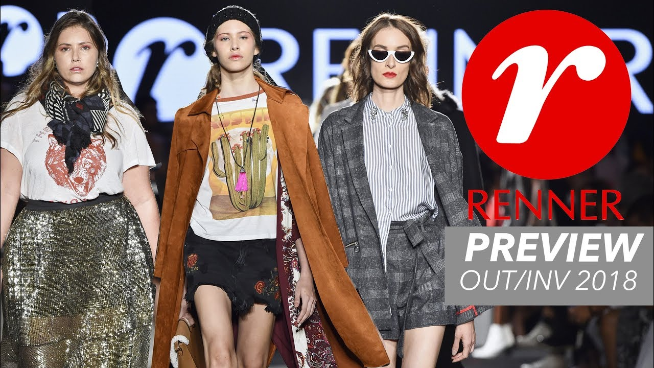 71aad207e1002 Renner Outono Inverno 2018 - Tendência em Moda Feminina - Vício de  MeninaVício de Menina
