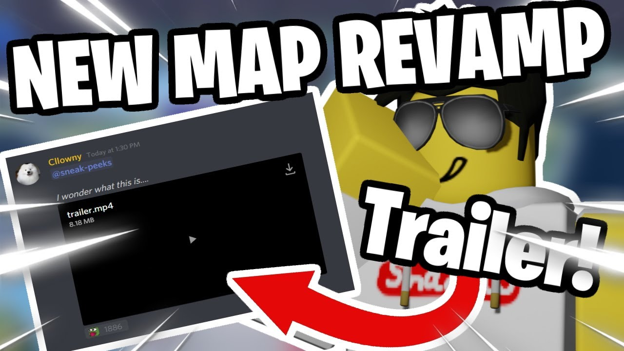 NEW A Bizarre Day map REVAMP! + Trailer | ABD Sneak Peak